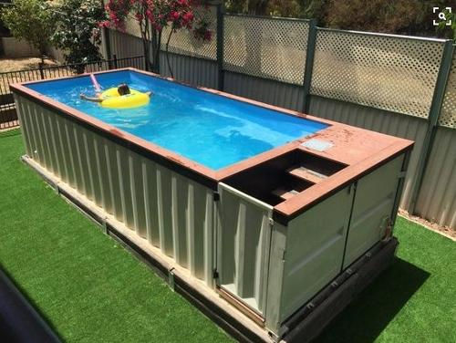 Containers PoolsCW piscinas